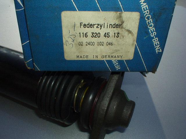 Sachs 102 058 Super Touring Federzylinder Sto/ßd/ämpfer